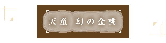 山形県天童市にある、美味しい果物を栽培・生産しているフルーツ果乃蔵幻の金桃